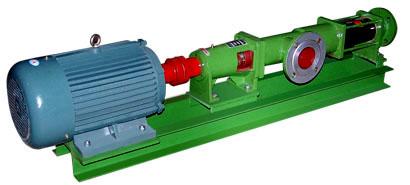 螺杆泵在污水处理作用配件预热温度